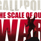 Gallipoli: The scale of our war at Museum of New Zealand Te Papa Tongarewa, Wellington, New Zealand, until 2018